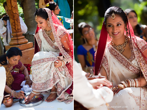 Indian wedding blog, bride