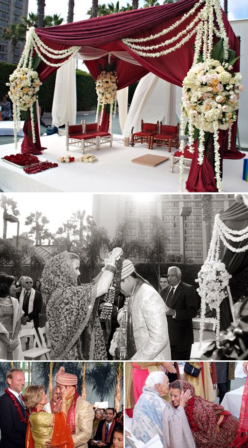 Indian wedding, indian wedding blog, mandap details copy