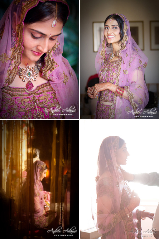 Indian wedding, indian wedding blog, pink bridal lengha copy
