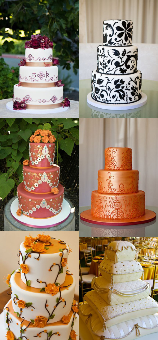 Indian wedding blog, cakes copy