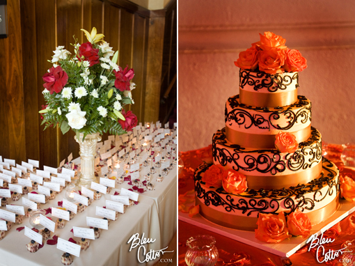 Indian wedding blog, wedding cake copy