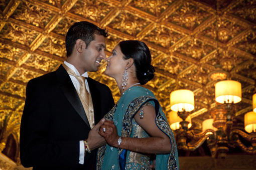 Indian wedding blogs, sweet ending 2