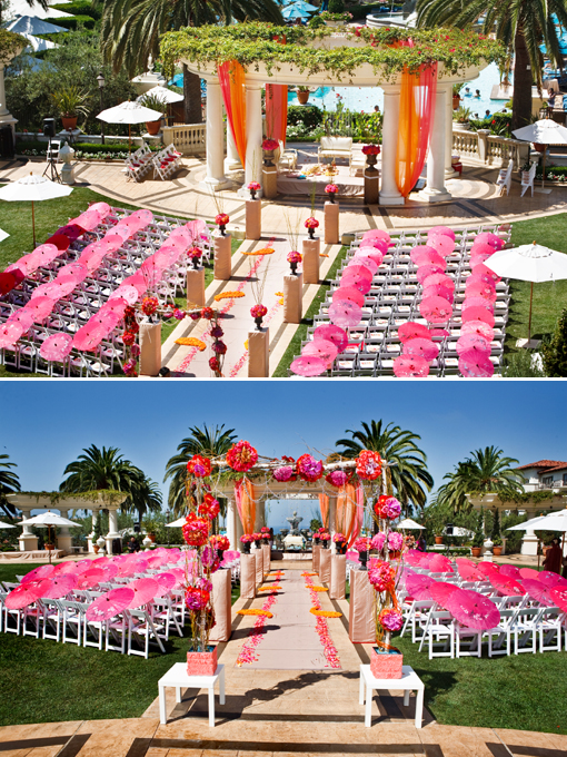 Indian wedding blog, mandap copy