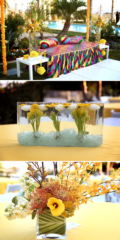 Indian wedding, indian wedding blog, yellow decor ideas 2 copy