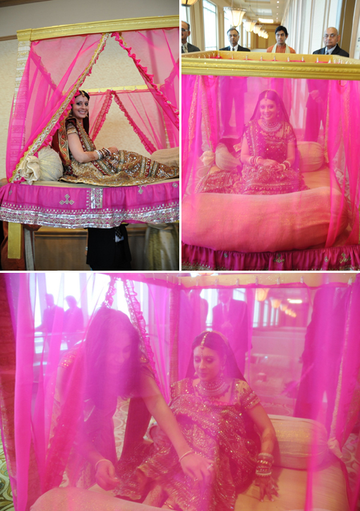 Indian wedding, indian wedding blog, indian bride's enterance copy