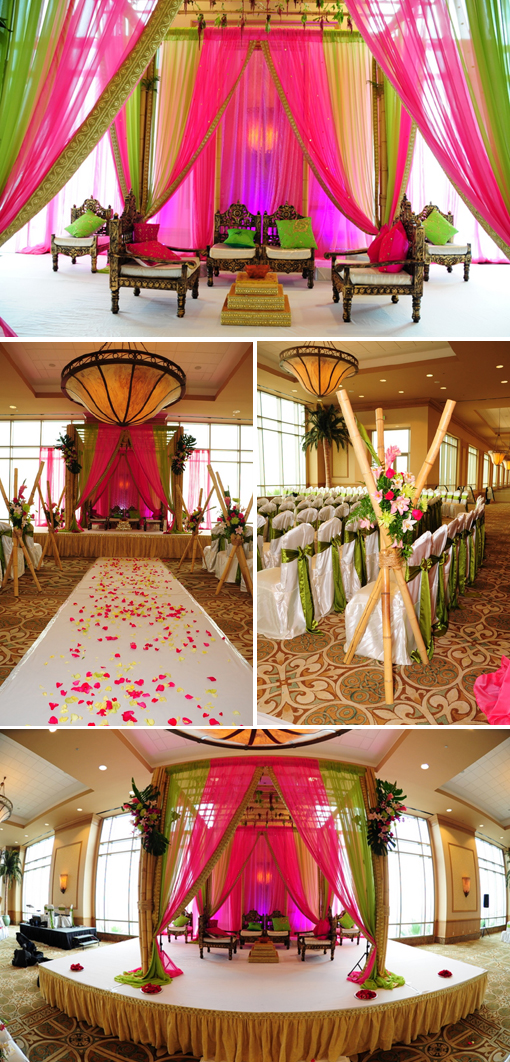 Indian wedding, indian wedding blog, mandap idea copy
