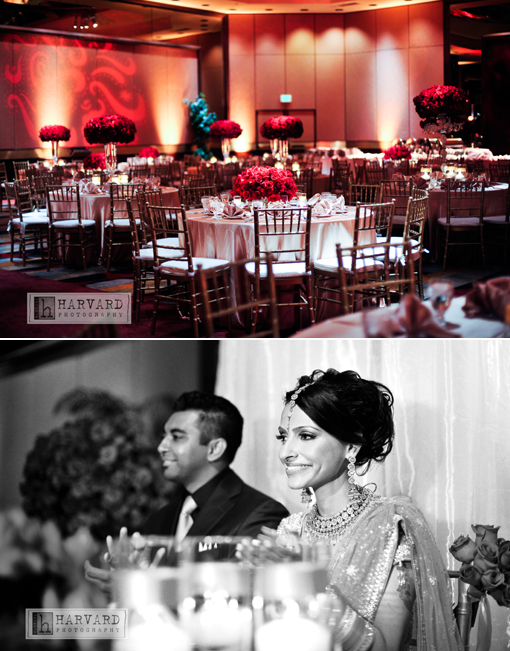 Indian wedding, indian wedding blog, red rose themed reception 2 copy