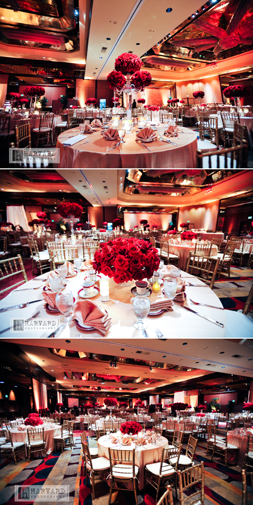 Indian wedding, indian wedding blog, red rose themed reception 3 copy