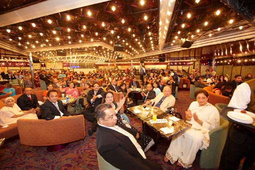 Destination cruise indian wedding, seating