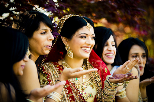 Indian wedding, indian bride 1