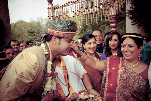 Indian wedding baraat 2