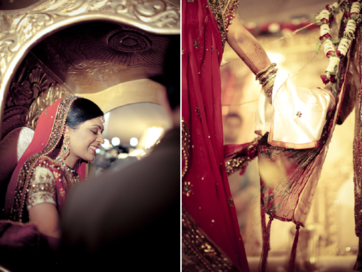 Indian wedding, dholi bride copy