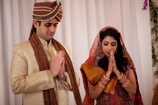 Indian wedding mandap 3
