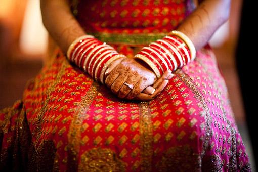 Indian wedding bride 2
