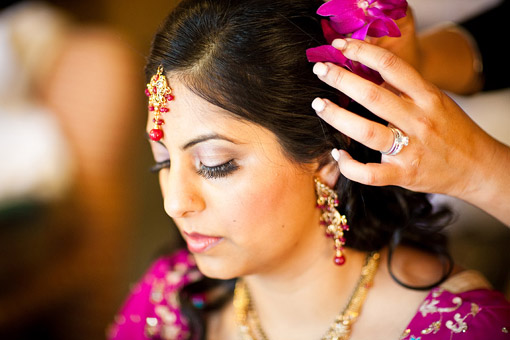 Indian wedding bride 2