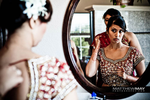 Indian wedding bride 1