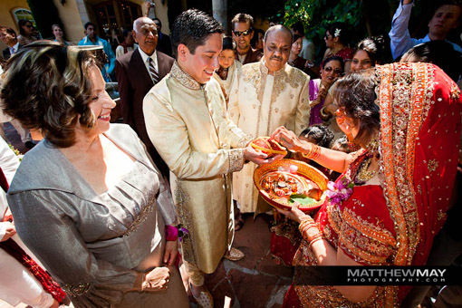 Indian wedding baraat 4