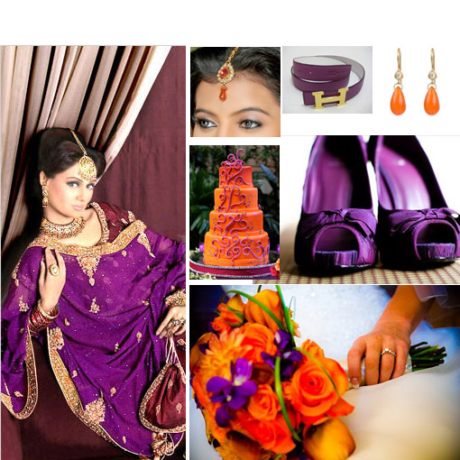Indian wedding color palettes copy