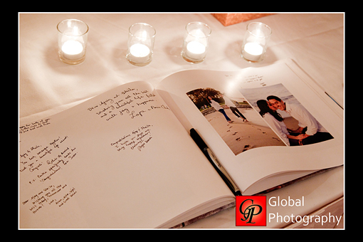 Indian wedding ideas guest book 1