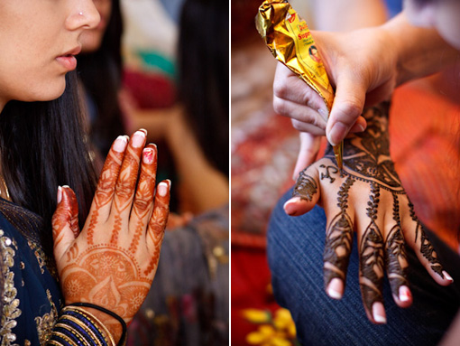 Indian wedding mehndi copy