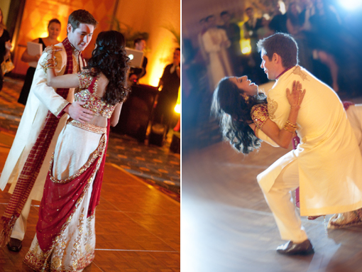 Indian wedding, first dance copy