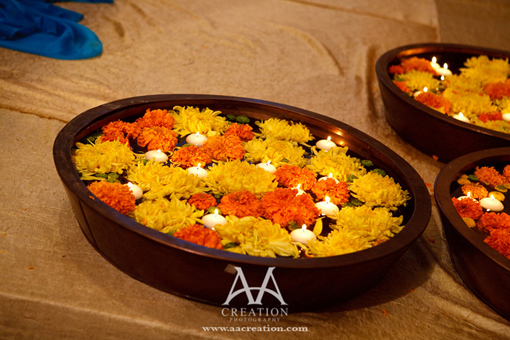 Indian wedding, haldi 4