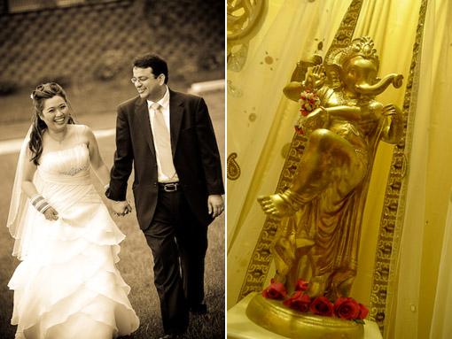 Indian wedding fusion copy