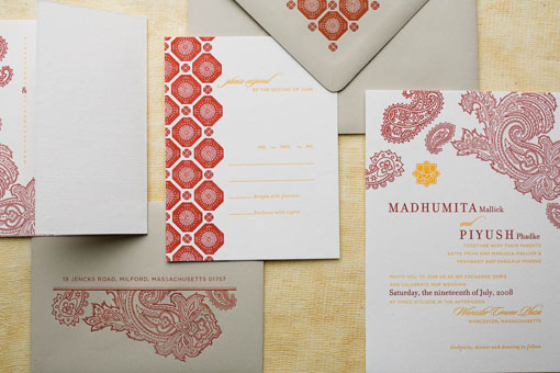 The Harmony Of Color Design Fonts And Motifs Is What Makes Saima Says Designs A Leader In Designer Stationary More Goodies On Wayback Bit