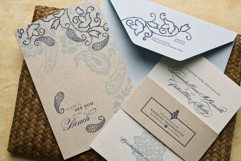 Indian Wedding Invitations By Saima Says Designs Ii Post 426