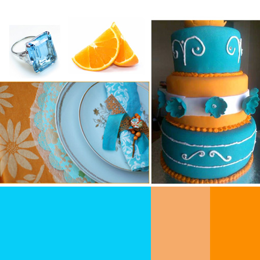 Turquoise and orange 1 copy
