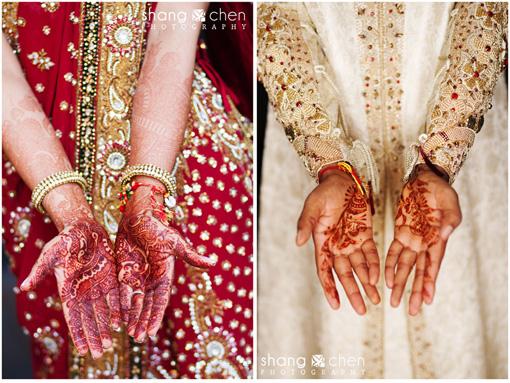 Indian wedding mehndi copy