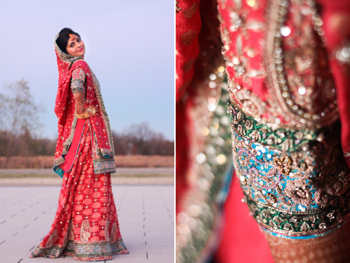 Indian wedding bride, 1 copy