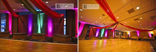 Indian wedding sangeet decor copy