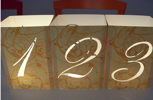 Indian-wedding-table-numbers-candle