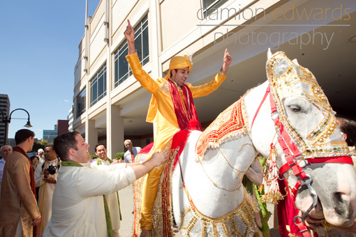Indian-wedding-baraat-4