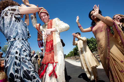 Indian-wedding-baraat 4