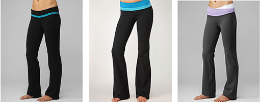 Lululemon pants copy