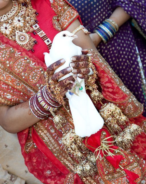 Indian-wedding-ideas-doves