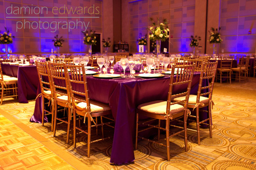 Indian-wedding-reception-purple