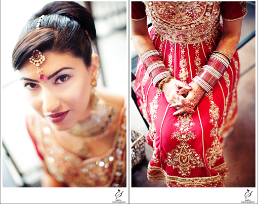 Indian-wedding-Indian-bride-red-lengha-5 copy