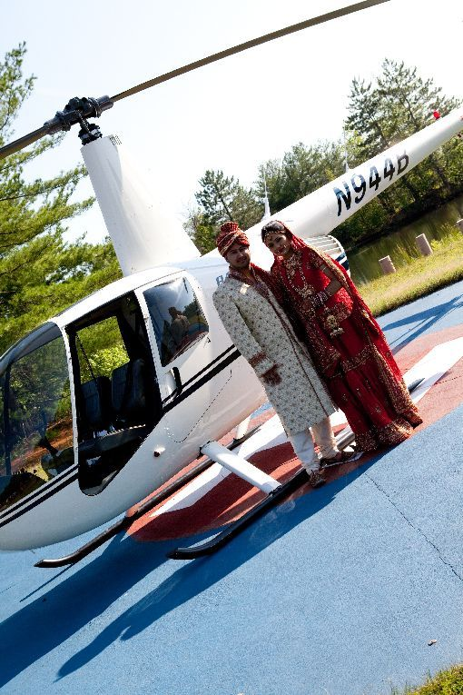Indian-wedding-helicopter-2