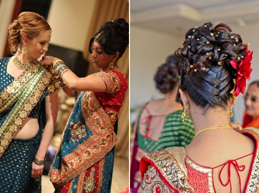 Indian-wedding-hair-bridesmaid copy