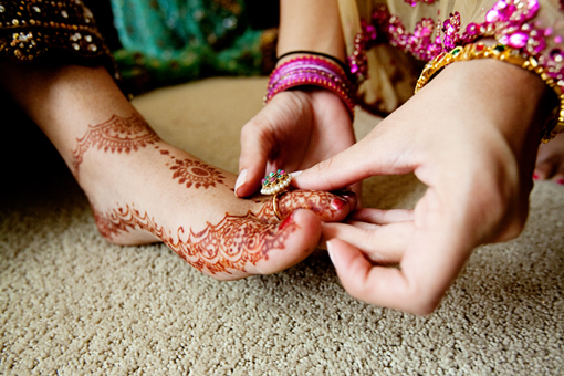 Indian-wedding-toe-ring