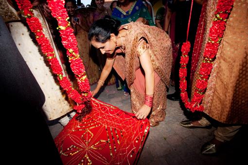Indian-wedding-baraat 6
