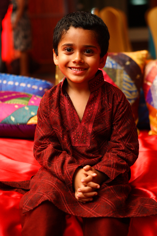 Indian-wedding-ring-bearer-kurtha