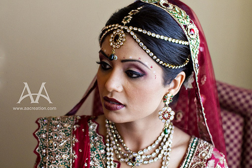 Indian Wedding Bride 4