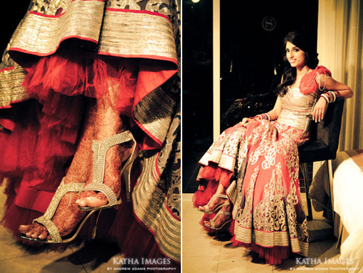 Indian wedding red bridal lengha 2 copy