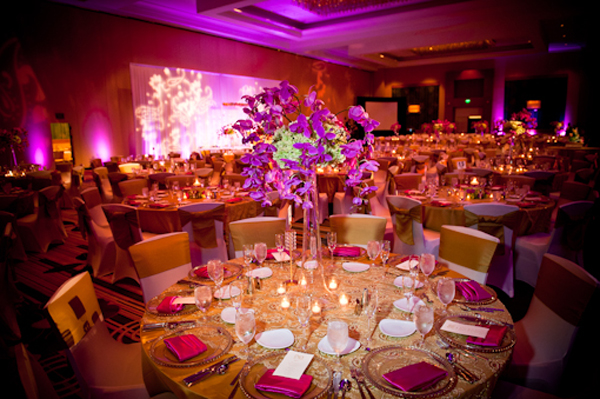 Florida Indian Wedding Reception By Sona Photography