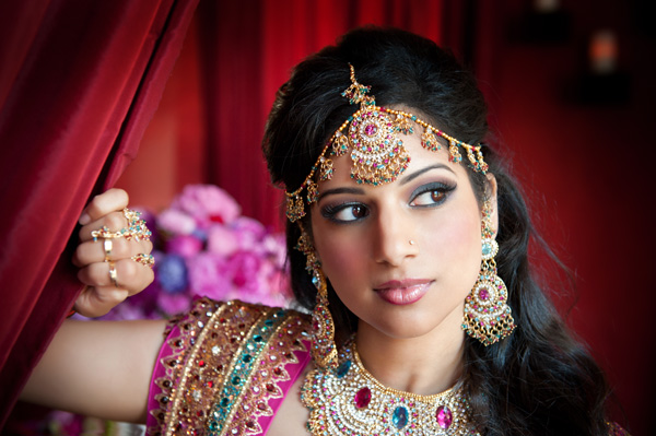 Creative Indian Wedding Ideas By Greg Blomberg Photography