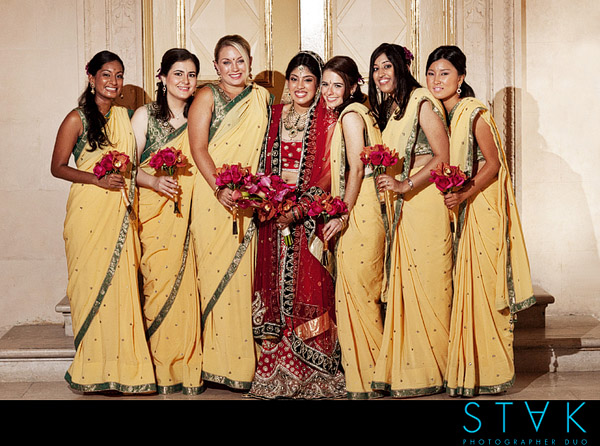 New york indian wedding by stak photography maharani for Indian wedding dresses new york